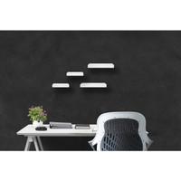 [Decorunic] Floating Shelf-Rak Dinding Minimalis ukuran 20,20,30,30 cm