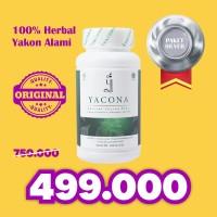 Yacona Kapsul Yakon Berkhasiat Turunkan Gula Darah