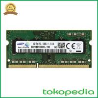 JUALANMURAH RAM DDR 3 Samsung 4GB PC3 12800 DDR3 1600 SODIMM