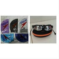 Kacamata Renang Speedo Lx3000 Dan Topi Renang Laris Manis