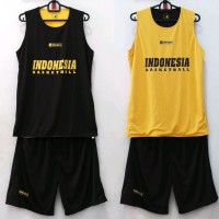 Training Jersey / jersey latihan INDONESIA BASKETBALL