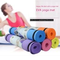 Matras Yoga Anti Slip / pilates mat / alas olahraga anti licin