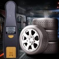 Car Tire Digital Tire Tread Depth Tester Gauge Meter Measurer