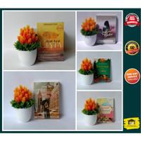 PAKET 5 BUKU Novel Ayat-ayat Cinta & Sunshine Becomes You - Ilana Tan