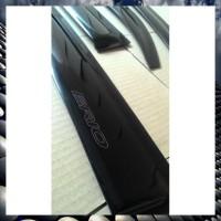 Termurah Talang Air Slim Honda Brio Sidevisor Side Visor Slim Brio