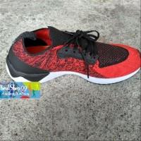 Sepatu Running Lari Sneaker OrtusEight Radiance - Red