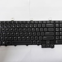Keyboard Laptop Dell Alienware M17x R3 R4 M18x R1 R2 With Backlit
