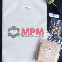 Plastik Vacuum 40 X 70 Cm Vakum Bag Plastic Vacum Mesin Sealer