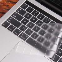 TPU Keyboard Protector Macbook Air 13 Inch 2018 A1932 Transparan