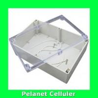 Vange Box Panel Listrik Waterproof 240 x 160 x 90 MM VG I01 White