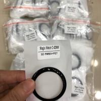 Nano Pet 3D Huawei Honor Magic Watch 2 42mm List Hitam Anti Gores