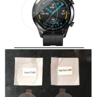 Tempered Glass Smartwatch Huawei GT 2 46mm Anti Gores Kaca
