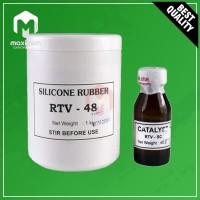 Silicone Rubber RTV-48 1 Kg
