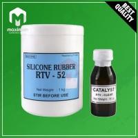 Silicone Rubber RTV-52 1 Kg