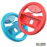 Controller Grip Nintendo Switch Baseus SW Wheel Handle Joy Con Gamepad