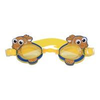 Ploopy - PP 21138 - Swim goggle - Yellow fish (kacamata renang)