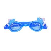 Ploopy - PP 21137 - Swim Goggle - Blue fish (kacamata renang)