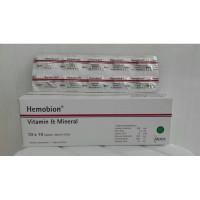 HEMOBION CAPSUL PENAMBAH DARAH ANTI ANEMIA