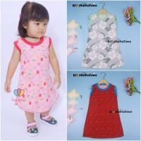 Daster Yukensi uk 3-5 th // Dress Balita Dress Anak Cewek