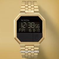 NIXON A158502 RE-RUN ALL GOLD UNISEX WATCH