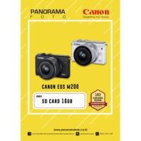 Camera Mirrorless Canon Eos M200