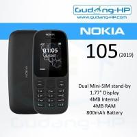 Nokia 105 New (2019) Garansi Resmi