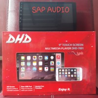 """Head unit dhd-7001 android 9"""" double din dhd-7001 android 9 inch"""
