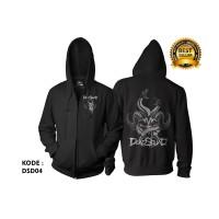 Jaket deadsquad snakegoat - Jacket zipper hoodie dsd04