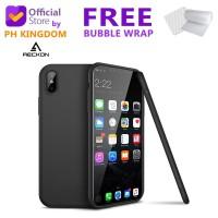 Aeckon iPhone X / XS / XR / XS MAX - Ultra Slim Matte Soft TPU Case - iPhone X