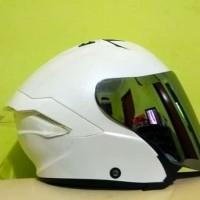 spoiler helm KYT NF-R/NF-J - Putih