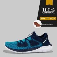 Sepatu Running Original Sepatu Nike Flex 2019 Rn - Midnight Navy/Blue