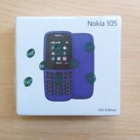 Nokia 105 King 2019 Garansi Resmi
