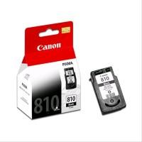 Cartridge Canon 810 Black ORIGINAL PG810 Hitam BK Ori Catridge TINTA
