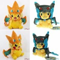 Boneka Pikachu Pokemon Charizard / Boneka Anak Pokemon