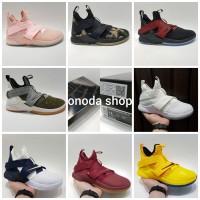 Sepatu Basket Nike Lebron James Soldier 12 XII