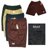 Celana Pendek Boxer kualitas premium