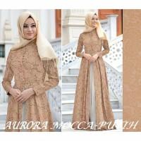 Baju Gamis Wanita Casual Muslimah Syari Jubah Pesta Cewek Muslim Dress