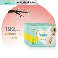 Pampers Popok Celana Premium Care S 32 - Paket isi 6