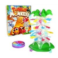 Mainan Tumbling Monkey / Family Games No.1111-79