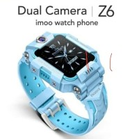 imoo Watch Phone Z6 - Front & Rear Dual Camera/ Flip New Vision/ Water