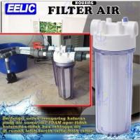 EELIC FLR-1SET ISI 1 SET FILTER AIR 10 INCH DRAT 3/4 INCH HOUSING WATE