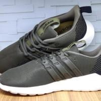 Sepatu Adidas Questar Flow Olive Green
