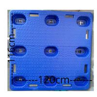 Blue Pallet plastik Uk. 120x116x13cm Super palet