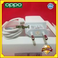 Charger Oppo A5 A9 2020 Casan ORIGINAL 100% USB Type C 2A