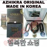 AZHIKRA kalung dan tasbih original
