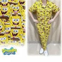 piyama spongebob