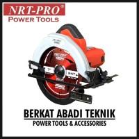 NRT-PRO 583HD Circular Saw 7 Gergaji Listrik Circle Potong Kayu Mesin