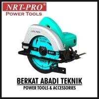 NRT-PRO 2600HD Circular Saw 7 Gergaji Listrik Circle Potong Kayu Mesin