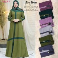 DRESS AIRA by alila