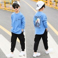 setelan sweater anak import (5y-10y)